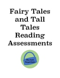 CKLA Domain 1 Second Grade Fairy Tales and Tall Tales Read