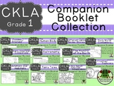CKLA  First Grade Companion Booklet BUNDLE Domains 1 to 11