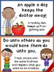 CKLA First Grade Sayings and Phrases