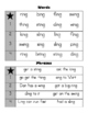 CKLA First Grade Skills Unit 1 Lesson 20 - Leveled Decodin