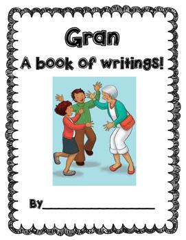 CKLA First Grade Skills Unit 2Narrative  Writing Booklet