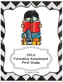 CKLA SKILLS STRAND Formative Assessments - First Grade