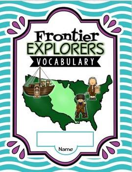 CKLA Frontier Explorers Vocabulary Pack, Grade 1