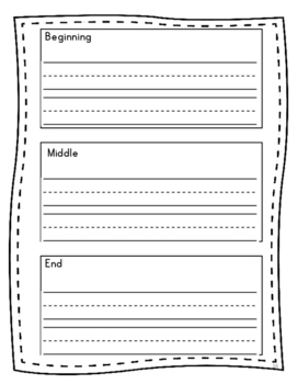 CKLA Grade 1 Domain 1 Reading Response Journal