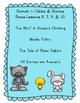 CKLA Grade 1 Domain 1 Reading Response Journal