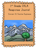 CKLA Grade 1 Domain 11 Reading Response Journal