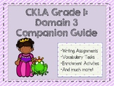 CKLA Grade 1, Domain 3 Companion Guide