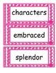 CKLA Grade 1 Domain 3 Similar Stories Different Lands Vocabulary Cards