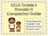 CKLA Grade 1, Domain 4 Companion Guide