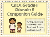 CKLA Grade 1, Domain 4 Companion Guide