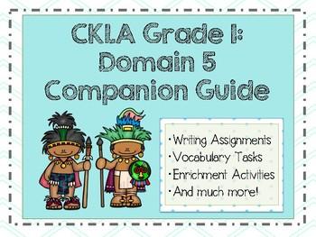 CKLA Grade 1, Domain 5 Companion Guide