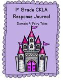 CKLA Grade 1 Domain 9 Reading Response Journal