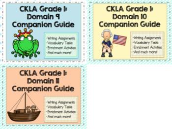 CKLA  Grade 1 Domain BUNDLE