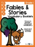 CKLA Grade 1 Fables & Stories Vocabulary Booklet