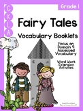 CKLA Grade 1 Fairy Tales Vocabulary Booklet