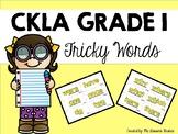 CKLA Grade 1 Tricky Words