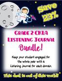 CKLA Grade 2 All-Domains Listening Journal Bundle