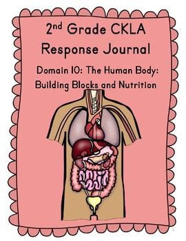 CKLA Grade 2 Domain 10 Reading Response Journal