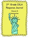CKLA Grade 2 Domain 11 Reading Response Journal