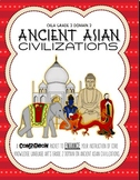 CKLA Grade 2 Domain 2 Early Asian Civilizations- Active Li
