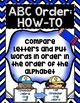 CKLA Grade 2 Domain 3 Ancient Greek Civilization ABC Order