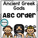 Ancient Greek Gods ABC Order