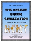 CKLA Grade 2 Domain 3 Ancient Greek Civilization Listening