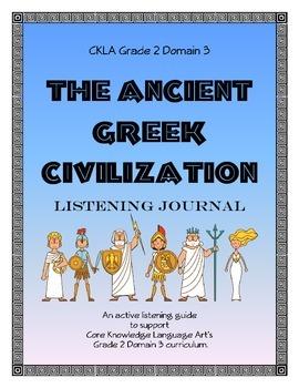 CKLA Grade 2 Domain 3 Ancient Greek Civilization Listening