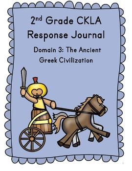 CKLA Grade 2 Domain 3 Reading Response Journal