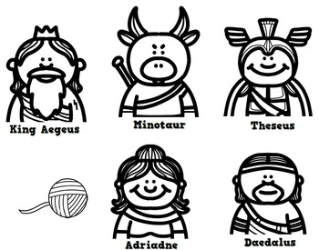CKLA Grade 2 Domain 4 Greek Myths Review Centers