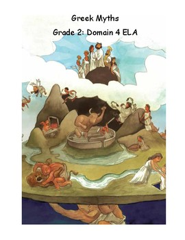 CKLA Grade 2: Domain 4 Part 1: Greek Myths