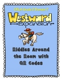 CKLA Grade 2 Domain 7 Westward Expansion Riddles Around the Room QR Codes