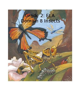 CKLA Grade 2: Domain 8 Insects
