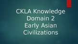 CKLA Grade 2 Knowledge Domain 2 Lessons 8-14