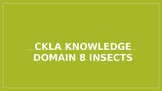 CKLA Grade 2 Knowledge Domain 8 PowerPoints