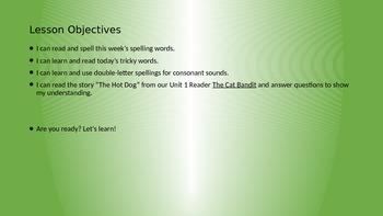CKLA Grade 2 Skills Unit 1 Lesson 11 PowerPoint