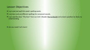 CKLA Grade 2 Skills Unit 1 Lesson 16 PowerPoint
