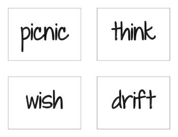 CKLA Grade 2 Skills Unit 1 Lessons 11-15 Spelling Words Flash Cards