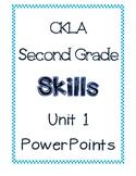 CKLA Grade 2 Skills Unit 1 PowerPoints