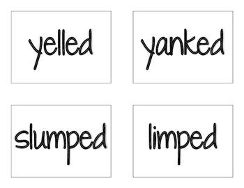CKLA Grade 2 Skills Unit 2 Lessons 1-5 Spelling Words Flash Cards