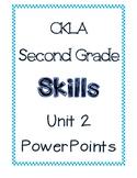 CKLA Grade 2 Skills Unit 2 PowerPoints