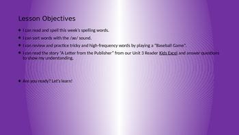 CKLA Grade 2 Skills Unit 3 Lesson 1 PowerPoint