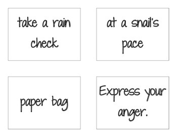 CKLA Grade 2 Skills Unit 3 Sentence and Phrases Flash Cards