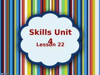 CKLA Grade 2 Skills Unit 4 Lesson 22 PowerPoint