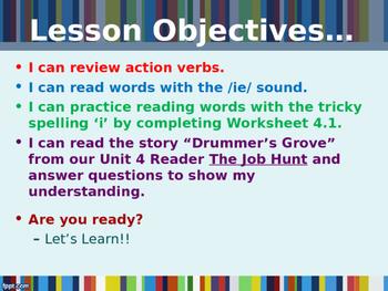 CKLA Grade 2 Skills Unit 4 Lesson 4 PowerPoint
