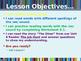 CKLA Grade 2 Skills Unit 4 Lesson 8 PowerPoint