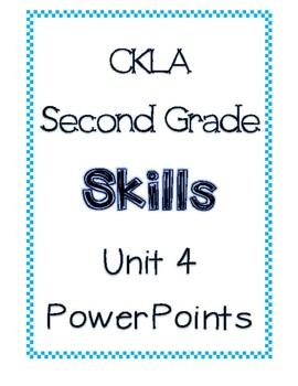 CKLA Grade 2 Skills Unit 4 PowerPoints