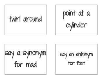 CKLA Grade 2 Skills Unit 4 Wiggle Words Flash Cards