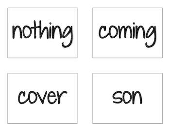 CKLA Grade 2 Skills Unit 5 Decodable Words Flash Cards