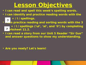 CKLA Grade 2 Skills Unit 5 Lesson 11 PowerPoint